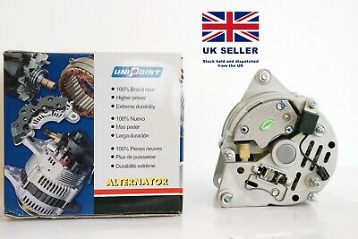 Alternator 75 Amp Replaces Lucas LRA469 A127 L/H Fix FORD / ROVER • 59£