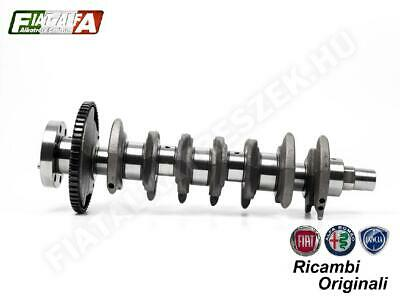 CRANKSHAFT WITH BEARINGS 60630099 Alfa Romeo New Original • 119£
