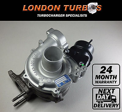 Renault / Nissan 1.6DCI 130HP-96KW 54389700000 / 1 / 7 / 17 Turbocharger Turbo • 240£