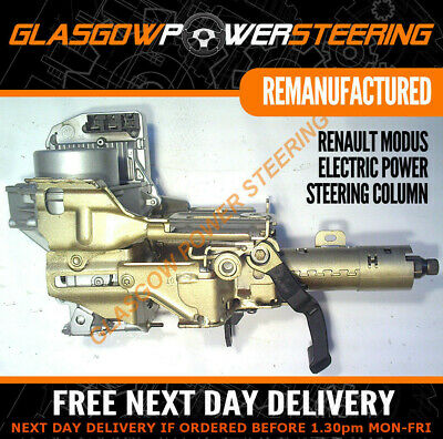 Renault Modus Electric Steering Column, Reconditioned And Decoded • 245£
