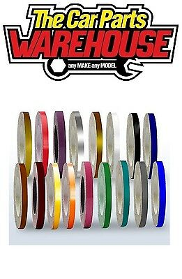 5 Different Colour & Types Pinstripes For Any Vehicle 10 Metres FREE POSTAGE !!! • 3.49£