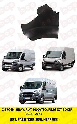 Citroen Relay 2014 On Front Wing No Moulding Hole Left Passenger  Oem Quality • 63.99£