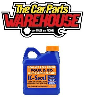 K-Seal Permanent Coolant Leak Repair For Cooling Systems Head Gaskets Radiators • 10.95£