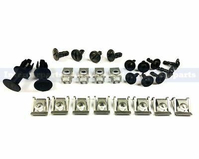 Under Engine Cover Undertray Fitting Kit For Audi A4 B8 A5 Q5 • 16.99£