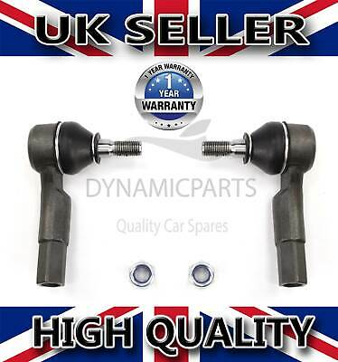 For Ford Fiesta Mk7 Track Tie Rod End Front 2008 Onwards (pair) 1545338 1545339 • 14.80£