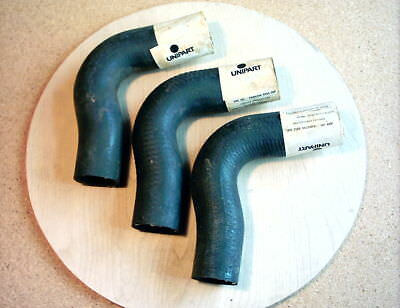 Lot Of 3 Rad Radiator Top Hose Austin 3 Litre 1.375  ID - Other Right Angle Use? • 9.50£