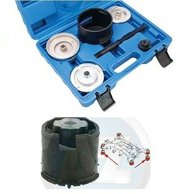Bmw X5 E53 Rear Suspension Front Subframe Bushes Bush Heavy Duty Removal Tool • 65.99£