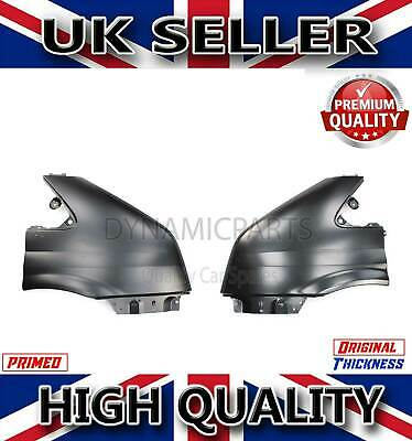 For Ford Transit Mk7 Front Wing Panels Pair Left + Right 2006 - 2014 • 59.90£