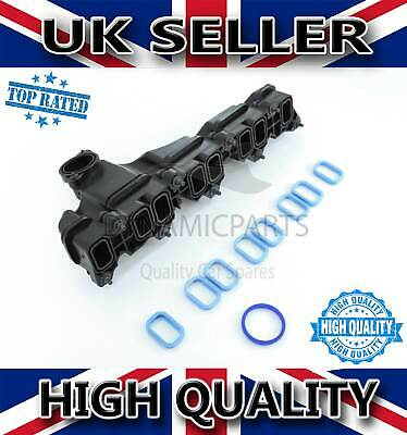 For Ford Transit Mk6 Mk7 2.4 Rwd Inlet Intake Manifold With Gaskets 2003-2014 • 69.80£