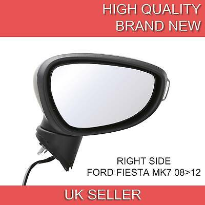 For Ford Fiesta Mk7 2008-2012 Electric Door Wing Mirror Driver Side Right Side • 25.19£
