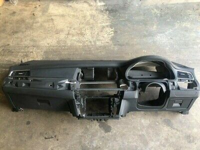 Bmw 5 Series F07 Gt Black Dashboard And Passenger Air B Oem 9199083 • 240£