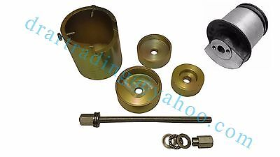 Opel Vauxhall Astra H Mk5 Rear Axle Trailing Bush Removal Install Puller Tool • 68.99£