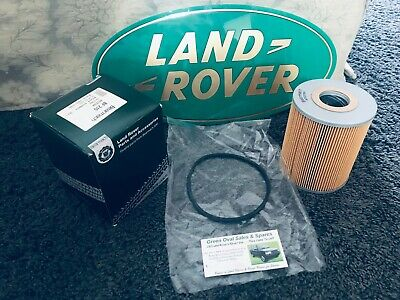 Oil Filter For Land Rover Series 2 2a 3 2¼ Petrol Or Diesel - Bearmach - RTC3184 • 6.35£