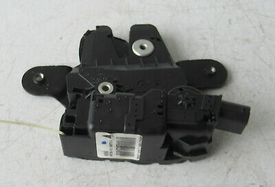 Genuine Used N/S Boot Barn Door Lock / Catch (Left) For R55 Clubman - 7167498 • 45£