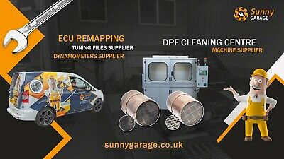 Professional DPF Cleaning Service  Nottingham Derby Leicester Mansfield • 159.99£