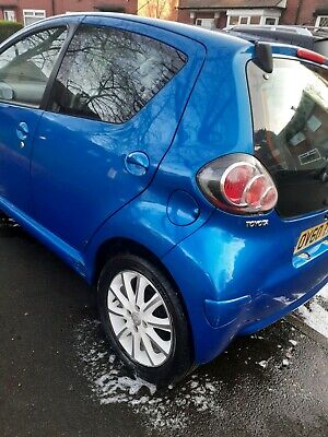 2010 Toyota Aygo 1.0 Manual Parts/Breaking/Spares  • 4.42£