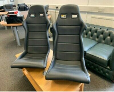 Noble Seats Will Fit Most M12 Models • 650£