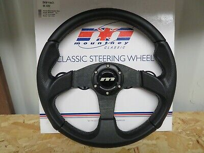 Land Rover Discovery 1 Mountney Steering Wheel - Bearmach BA 3202 • 58.98£