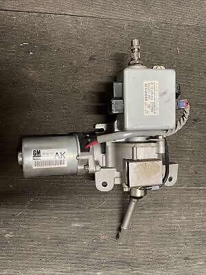 Vauxhall Corsa C Electric Power Steering Column, With EPAS CONTROLLER Unit • 75£