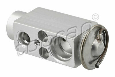 TOPRAN 110 730 Expansion Valve, Air Conditioning For FORD,SEAT,VW • 19.97£