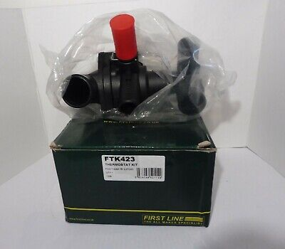 100% Genuine Thermostat Ford Transit First Line Part: Ftk423 • 39£
