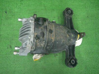 TOYOTA Lexus Ls 2008 Rear Rigid Differential Assembly 4111050300 [PA24834559] • 387£