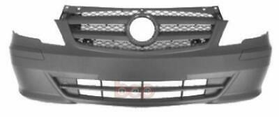Mercedes Vito W639 2010 - 2015 Front Bumper Textured Like Oem New  • 128.99£
