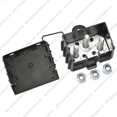 3 Way Bus Bar / Power Distribution Block - Automotive & Marine 300A Rated • 11.99£