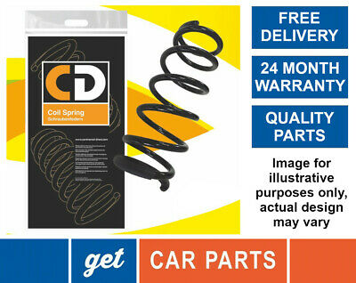 Front Coil Springs X 2 For Ford Fusion 1.4 / 1.6 From 08/2002 - 01/2004 CD • 24.95£