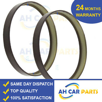 2X Rear ABS Magnetic Ring For Mercedes Benz E-Class (W211)   • 13.95£