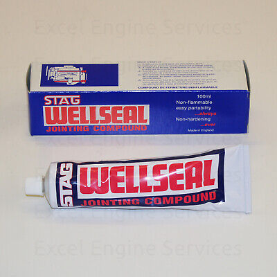 Wellseal Gasket Jointing Compound, 100ml Tube • 12.60£