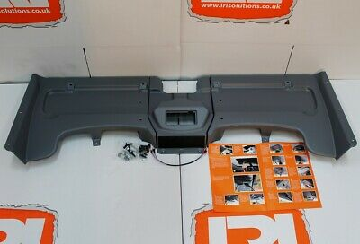 Roof Head Lining GREY Console/ Pocket Pod Kit Fits Land Rover Defender 90 110 • 233.28£
