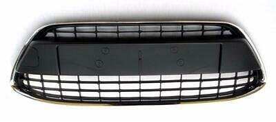 Ford Fiesta Mk7 2008 - 2012 Front Bumper Grille With Chrome Trim Complete  • 59.99£