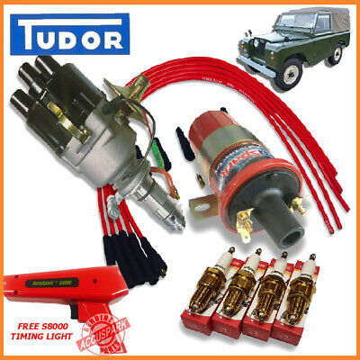 Land Rover  Electronic Ignition Distributor Performance Kit/FREE Timing Light  • 99.95£