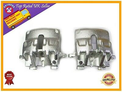 Land Rover Discovery Range Rover P38 Front Brake Caliper Pair Stc1915 L+r • 65.20£