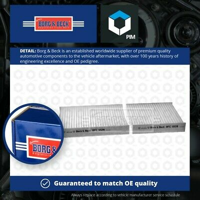 Pollen / Cabin Filter BFC1028 Borg & Beck 1609428080 6447VY Quality Guaranteed • 9.87£