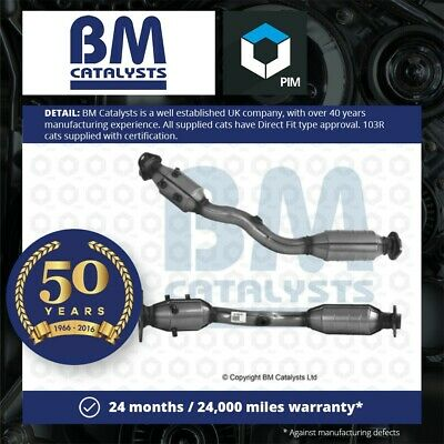 Catalytic Converter Type Approved Fits NISSAN QASHQAI J10 1.6 07 To 10 HR16DE BM • 122.66£