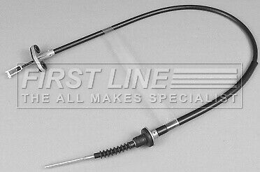 Clutch Cable Fits DAEWOO MATIZ 0.8 98 To 04 F8CV FirstLine 96243498 Quality New • 19.20£