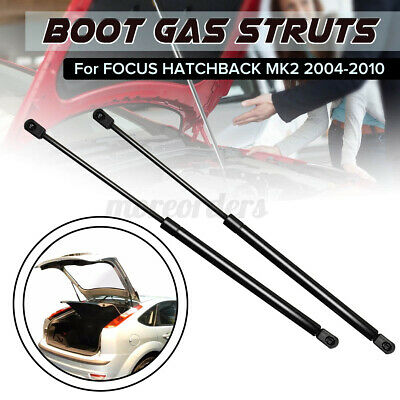 Gas Struts For Ford Focus II MK2 Hatchback Tailgate Boot Spring 2004-2012 Pair • 11.99£