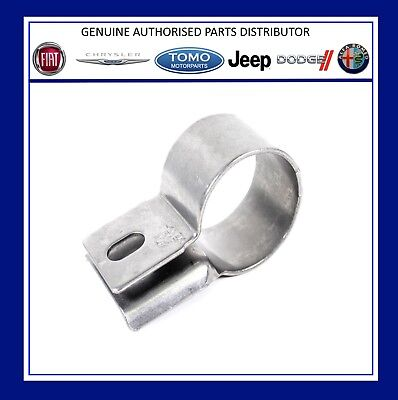 New Genuine Fiat 500 Punto Panda Front Exhaust Cat Support Clamp 51816520 • 13.07£