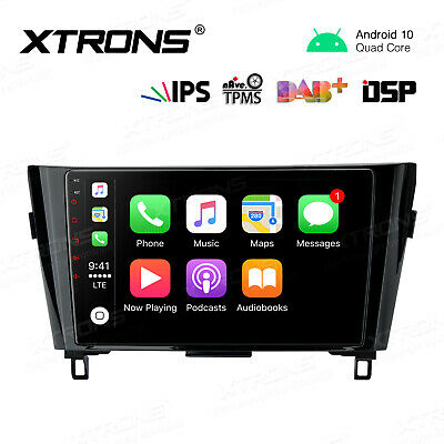 10.1  Android 10.0 Car Stereo Radio DSP GPS DAB For Nissan Qashqai X-Trial Rogue • 215.99£