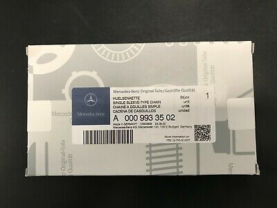 Genuine  Mercedes-Benz OM651 Single Sleeve Type Timing Chain A0009933502 • 65£