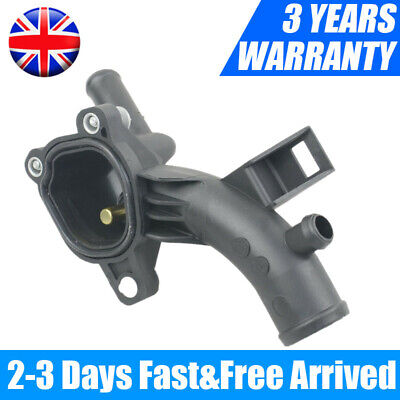 For Vauxhall Adam Astra Corsa Meriva 1.2 / 1.4 - Water Outlet Housing Uk Ship  • 14.98£
