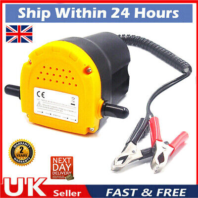 Oil Change Pump Extractor, 12v 60w Oil Extractor Pump For Changing Oil Boat, Car • 11.39£