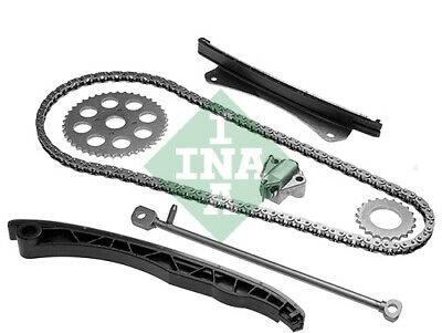 FIAT IDEA 350 1.3D Timing Chain Kit 2004 On INA Genuine Top Quality Guaranteed • 63.94£
