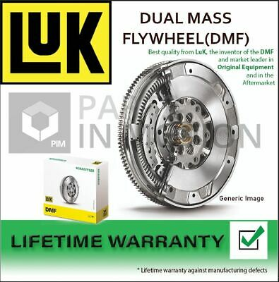 Dual Mass Flywheel DMF Fits FORD FOCUS C-MAX 1.6D 2007 LuK Quality Guaranteed • 244.83£