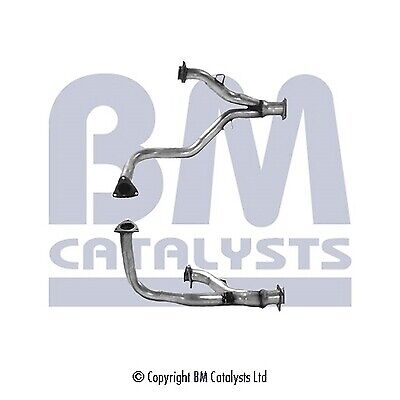 Exhaust Front / Down Pipe Fits AUDI COUPE 2.6 Left 93 To 96 ABC Manual BM New • 41.67£
