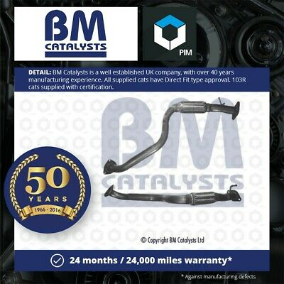 Exhaust Front / Down Pipe Fits FIAT MULTIPLA 186 1.9D 01 To 10 BM 46817541 New • 37.27£