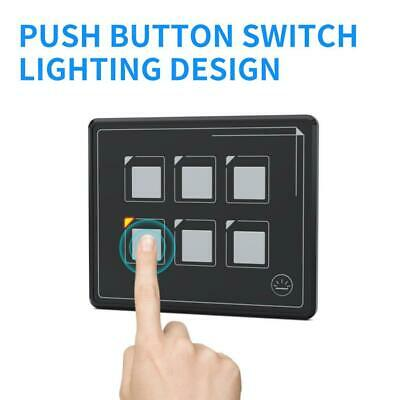 LED Touch Membrane Control Panel Switch • 44.83£