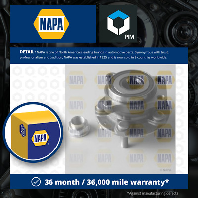 Wheel Bearing Kit Front Left Or Right PWB1260 NAPA 27373FG000 28373AG000 Quality • 43.76£